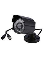 Недорогие -1200tvl видеонаблюдения ик-система ночного видения камеры безопасности HD цвет водонепроницаемая камера