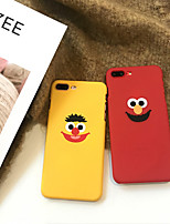 Недорогие -чехол для яблока iphone xs / iphone xr / iphone xs max пыленепроницаемый / с рисунком задняя крышка мультфильм жесткий ПК для iphone xr / 6/7/8 / 6p / 7p / 8p / x