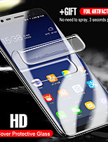 cheap -full cover hydrogel film screen protector for samsung galaxy s10 s9 s8 a8 plus soft for samsung note 9 8 s9 s10plus a9 not glass