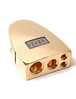 Недорогие -1/0/4/8 датчик 12 В постоянного тока положительный или отрицательный цифровой аккумуляторный терминал