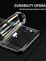 cheap -full cover back film for samsung galaxy s8 s9 plus aurora laser hydrogel protection film for samsung note 9 8 a6s clear tpu film