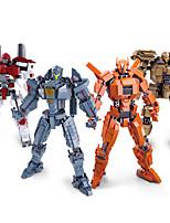 Недорогие -Конструкторы 461 pcs совместимый Legoing трансформируемый Все Игрушки Подарок