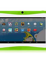 Недорогие -BDF BDF_768 7 дюймовый Android Tablet ( Android 4.4 1024 x 600 Quad Core 512MB+8Гб )