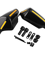 Недорогие -7/8 модификация мотоцикла детали фитинги руль защитный чехол ветрозащитный чехол