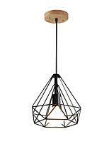 Недорогие -Фонариком Подвесные лампы Потолочный светильник Окрашенные отделки Металл 110-120Вольт / 220-240Вольт