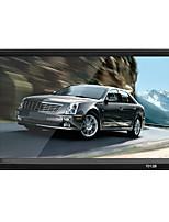 Недорогие -1080p HD 7-дюймовый автомобильный радиоприемник стерео Bluetooth MP4 MP5 FM AUX USB-плеер Поддержка сенсорного экрана Android / IOS