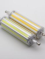 Недорогие -2pcs 12 W LED лампы типа Корн 650 lm R7S T 6 Светодиодные бусины COB Тёплый белый Белый 85-265 V