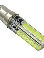 Недорогие -1шт 3 W LED лампы типа Корн 170-200 lm BA15D 72 Светодиодные бусины SMD 5730 Новый дизайн Декоративная Милый Тёплый белый Холодный белый 12-24 V