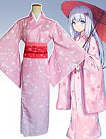 Недорогие -Вдохновлен Эроманга Сенсей Косплей Аниме Косплэй костюмы Японский Косплей вершины / дна Юбки / лук Назначение Жен.