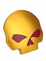 Недорогие -Крутой мотоцикл чпу алюминиевый череп глаз бензобак бензобак для harley davidson диаметр резьбы41 мм