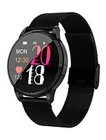 Недорогие -mk07 умные часы стали bt фитнес-трекер поддержка уведомлять / артериальное давление / монитор сердечного ритма спорт smartwatch совместимые телефоны ios / android