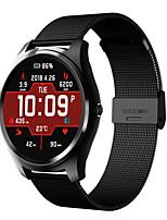 Недорогие -умные часы x8 умные часы bt фитнес-трекер поддержка уведомить&монитор сердечного ритма, совместимые со смарт-часами, телефоны Samsung / Apple / Android