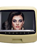 Недорогие -9-дюймовый 1-дюймовый Android 8.0 светодиодный подголовник DVD-плеер игры / SD / USB Поддержка универсальной поддержки HDMI AVI / MPG / DAT M4A JPEG