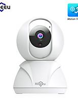 Недорогие -Hiseeu 1080p домашней безопасности IP-камера беспроводная смарт-камера Wi-Fi аудио запись радионяня HD мини камеры видеонаблюдения модели FH3C (1080 P)