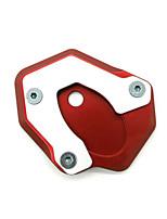 Недорогие -усовершенствованная модифицированная боковая подставка для мотоцикла для kawasaki z650 z900 ninja250 / 300