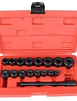 Недорогие -Набор инструментов выравнивания сцепления 17шт / комплект универсальный для всех автомобилей&усилитель; фургоны