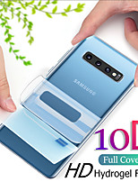 cheap -10d back hydrogel film for samsung galaxy s10 s9 s8 plus note 8 9 screen protector for samsung s10 edge note 10 pro not glass