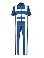 Недорогие -Вдохновлен My Hero Academia Boko No Hero Косплей Аниме Косплэй костюмы Японский Косплей Костюмы Кофты / Брюки Назначение Муж.