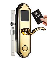 Недорогие -Factory OEM KD-200RF Нержавеющая сталь Блокировка карты Умная домашняя безопасность Android система RFID Гостиница Деревянная дверь (Режим разблокировки Сумки для карточек)
