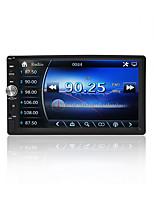 Недорогие -ty7001m 7-дюймовый сенсорный экран автомобиля MP5-плеер Bluetooth стерео FM-радио USB / TF AUX плеер