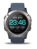 Недорогие -Zeblaze Vibe 3 Smart Watch BT фитнес-трекер поддержка ЭКГ / монитор сердечного ритма и уведомлять спортивные часы SmartWatch
