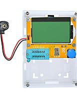 Недорогие -цифровой транзистор lcr-t4 atmega328 12864 жк-ёмкость esr метр + чехол