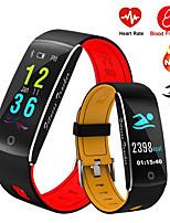 Недорогие -f10 умный браслет bt фитнес-трекер поддержка уведомить&Монитор сердечного ритма, совместимый с IOS / Android телефонов