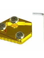 Недорогие -cnc подставка для ног боковой подставки для honda msx grom 125 2012-2015