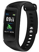 Недорогие -S4 умный браслет поддержки фитнес-трекер BT 4.0 уведомить&Монитор сердечного ритма, совместимый с IOS / Android телефонов