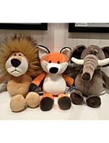 Недорогие -Животный принт горилла Мягкие и плюшевые игрушки обожаемый Полипропилен + ABS Все Игрушки Подарок 1000 pcs