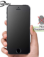 Недорогие -матовое матовое стекло для iphone закаленное стекло 9h твердость iphone 6 7 взрывозащищенное защитное стекло для iphone 5s 4