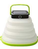 Недорогие -XZL-GJ001 LED подсветка Светодиодная лампа 1 излучатели Руководство Режим освещения Портативные Простота транспортировки Прочный Походы / туризм / спелеология Повседневное использование Черный Зеленый
