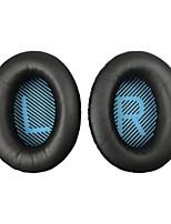 Недорогие -qc15 / qc2 / qc25 сменная амбушюра с эффектом памяти для бозе quietcomfort 15/2/25 ae2 ae2i ae2w с накладными ушными вкладышами из мягкой белковой кожи