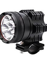 Недорогие -30w 9v-48v мотоцикл постоянный свет водонепроницаемый прожекторы светодиодные фары