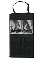 Недорогие -заднее сиденье автомобиля организатора карманн хранения автомобиля Оксфорда для сумки ipad вися