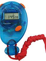 Недорогие -Муж. Спортивные часы Цифровой Красный Нет Секундомер Светящийся Новый дизайн Цифровой На открытом воздухе Новое поступление - Светло-синий Синий Один год Срок службы батареи