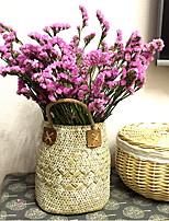 Недорогие -1шт Вазы и корзины Круглые Нерегулярная форма Искуственные цветы Рустикальный Настольная