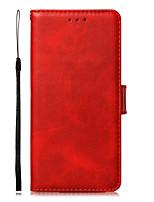 Недорогие -чехол для xiaomi mi 9t 9t pro mi9 9se держатель карты чехлы для всего тела однотонная искусственная кожа тпу redmi k20 k20 pro note7 note 7 pro note 6 pro