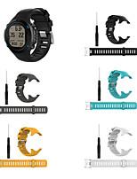 Недорогие -ремешок для часов для suunto d6 погружение suunto sport band силиконовый ремешок на запястье