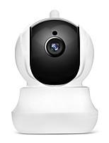 Недорогие -1080p 2-мегапиксельная беспроводная IP-камера видеонаблюдения в помещении с автоматическим слежением sm2750-1212