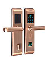 Недорогие -Factory OEM FL23 Нержавеющая сталь Блокировка отпечатков пальцев / Интеллектуальный замок / Пароль Умная домашняя безопасность iOS / Android система
