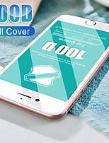 Недорогие -100d изогнутый край полностью защитное стекло на для iphone 7 8 6 6s плюс защитная пленка для экрана для iphone 6 6s 7 8 закаленное стекло