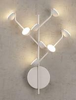 Недорогие -QIHengZhaoMing LED / Современный современный Настенные светильники кафе / Офис Металл настенный светильник 110-120Вольт / 220-240Вольт 3 W