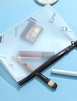Недорогие -Органайзер для чемодана / Косметичка для туалетных принадлежностей / Косметичка Многофункциональный / Компактность / Дожденепроницаемый Прозрачный Body
