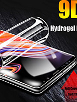 cheap -for samsung galaxy note 9 8 soft tpu front full cover screen protector clear protective hydrogel film for samsung s9 s8 plus s7