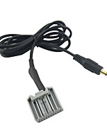 Недорогие -к входному аудиокабелю 3,5 мм к аудио кабелю модификации кабеля для Honda Crv
