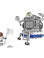 Недорогие -Конструкторы 1 pcs Транспорт Самолет совместимый Legoing моделирование Самолёт Все Игрушки Подарок