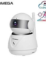 Недорогие -Inqmega 1080p облако беспроводная IP-камера приложение обратного вызова&автоматическое слежение в помещении видеонаблюдение домашняя охрана видеонаблюдение сеть Wi-Fi камера
