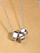 Недорогие -Ожерелье из 100% серебра 925 пробы. Подходит для дамских подвесок из серебра 925 пробы. Размер цепи около 11 мм * 5,6 мм. Длина цепи около 45 см (включая удлинительную цепь 5 см)