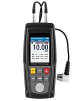 Недорогие -wt130a цифровой ультразвуковой толщиномер тестер usb зарядка цифровой толщины металл тестер высокая точность